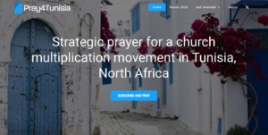 Pray4Tunisia's Homepage