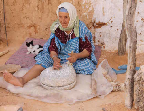 The Amazigh of Gafsa